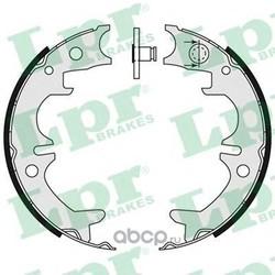 Комплект тормозных колодок, стояночная тормозная система (Lpr) 09140