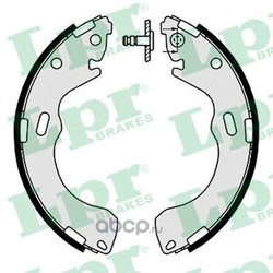 Комплект тормозных колодок (Lpr) 08510