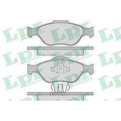 Комплект тормозных колодок, дисковый тормоз (Lpr) 05P1088