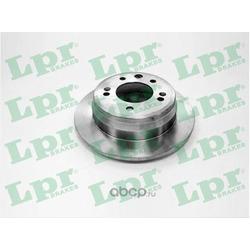 Тормозной диск (Lpr) K2017P
