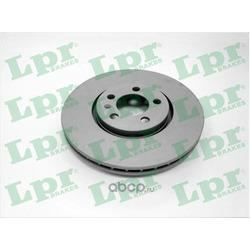 Тормозной диск (Lpr) A1451VR
