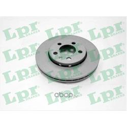 Тормозной диск (Lpr) A1461VR