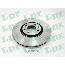 Тормозной диск (Lpr) C1007V