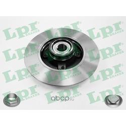 Тормозной диск (Lpr) C1013PCA