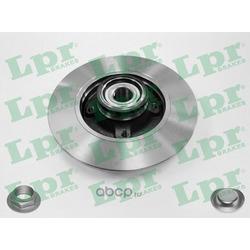 Тормозной диск (Lpr) C1013PRCA