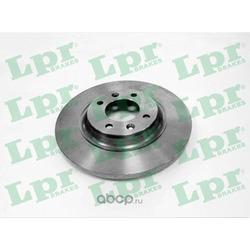 Тормозной диск (Lpr) C1016P