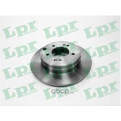 Тормозной диск (Lpr) H2016P