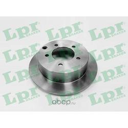 Тормозной диск (Lpr) M1023P