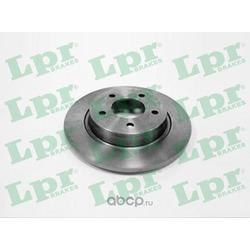 Тормозной диск (Lpr) M5007P