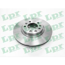Тормозной диск (Lpr) P1004V