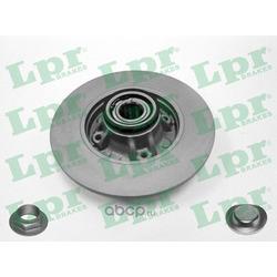 Тормозной диск (Lpr) P1011PRCA