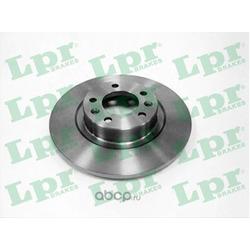 Тормозной диск (Lpr) P1015P