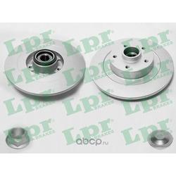 Тормозной диск (Lpr) R1032PCA