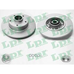 Тормозной диск (Lpr) R1040PCA