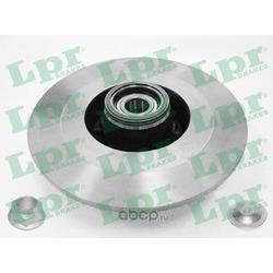 Тормозной диск (Lpr) R1045PCA