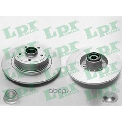 Тормозной диск (Lpr) R1048PCA