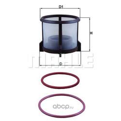 Топливный фильтр (Mahle/Knecht) KX72D2