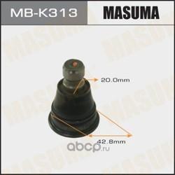 Опора шаровая (Masuma) MBK313