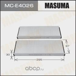 Фильтр салонный (Masuma) MCE4026