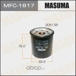 Фильтр масляный (Masuma) MFC1817