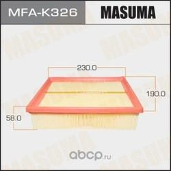 Фильтр воздушный (Masuma) MFAK326