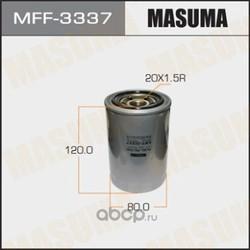 Фильтр топливный (Masuma) MFF3337