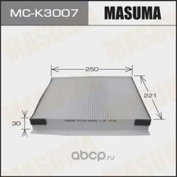 Фильтр салонный (Masuma) MCK3007