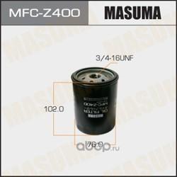 Фильтр масляный (Masuma) MFCZ400
