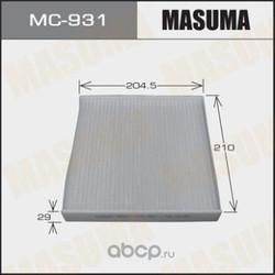 Фильтр салона (Masuma) MC931