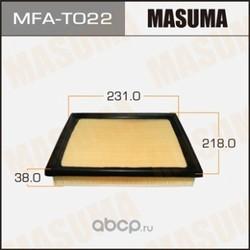 ФИЛЬТР ВОЗДУШНЫЙ (Masuma) MFAT022