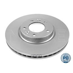 Тормозной диск (Meyle) 11155210038PD
