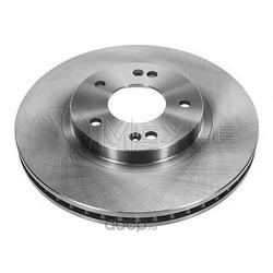 Тормозной диск (Meyle) 37155210022
