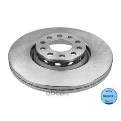 Тормозной диск (Meyle) 1155230039