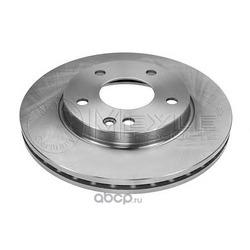 Тормозной диск (Meyle) 0155212030