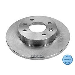 Тормозной диск (Meyle) 16155210035
