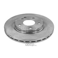 Тормозной диск (Meyle) 0155212092