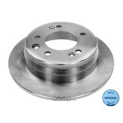 Тормозной диск (Meyle) 28155230010