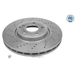 Тормозной диск (Meyle) 0835210023PD