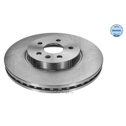 Тормозной диск (Meyle) 6155210017