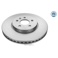 Тормозной диск (Meyle) 6155210017PD
