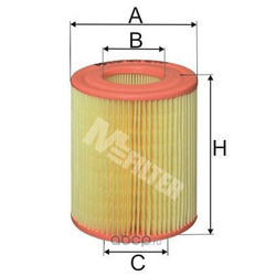 Фильтр воздушный (M-Filter) A872