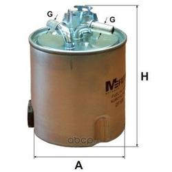 Фильтр топливный (M-Filter) DF680