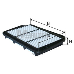 Фильтр воздушный (M-Filter) K742