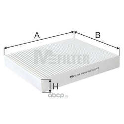 Фильтр салона (M-Filter) K9018