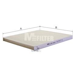 Фильтр салона (M-Filter) K9023