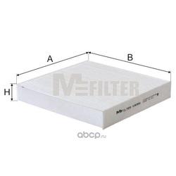Фильтр салона (M-Filter) K9054
