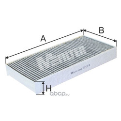 Фильтр салона (M-Filter) K9055C