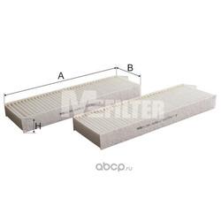 Фильтр салона (M-Filter) K90562
