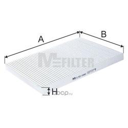Фильтр салона (M-Filter) K9060