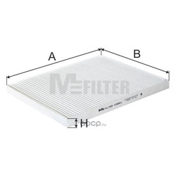 Фильтр салона (M-Filter) K9061